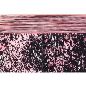 Skins DNAmic - Pantalones cortos running Mujer - rosa/negro